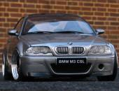 BMW M3 E46 CSL Tuning – bayerischer Leichtbau in Perfektion