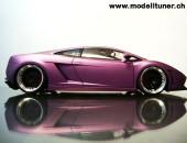 Lamborghini Gallardo Tuning Modellauto von Modelltuner.ch
